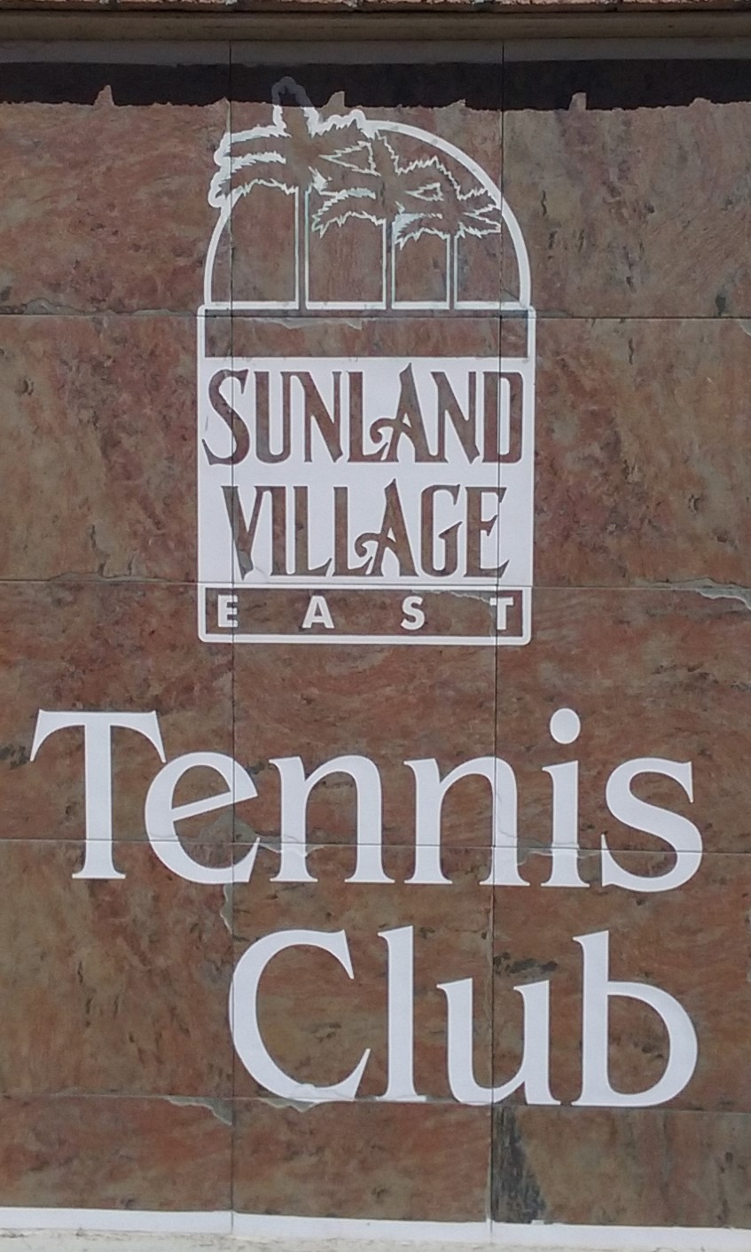 Sunland Village East Logo